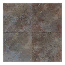 daltile continental slate tuscan blue 18 in x porcelain floor and wall tile sq ft case
