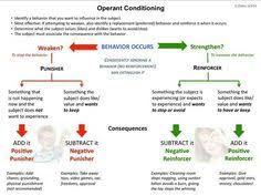 78 Best Operant Conditioning Images Operant Conditioning