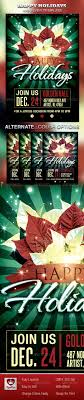 best images about holidays flyer design happy holidaysflyer holidays events