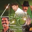 4 Artistas 20 Temas Salsa, Vol. 4