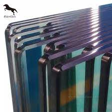 tinted tempered glass doors
