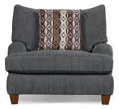 putty chenille studio size chair grey