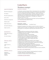 Operations Manager Resume Sample 7 Operations Manager Resume Free Sample Example Format Free