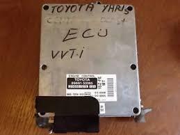Toyota Yaris VVT-i Engine ECU 1SZ-FE 89661-52065   eBay