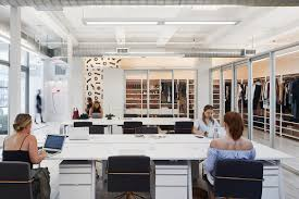 New York Office Interior Design A Peek Inside Jbcs Stylish Nyc Office Officelovin