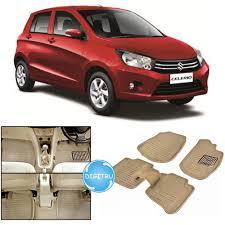 car floor mats for women. Digitru Car 3D Floor Mats For Maruti Suzuki Celerio - Beige   HomeShop18 Women