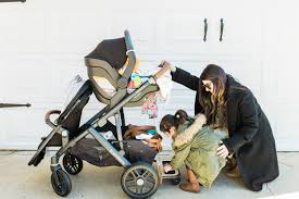 our review of the uppababy vista and how we use the