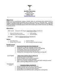 Food Server Resume Skills Resume Pinterest Resume Resume Server Resume  Skills