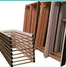 interior wooden door frames