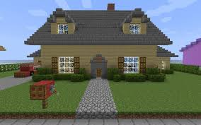 Minecraft House Designs Ideashigh Resolution Image