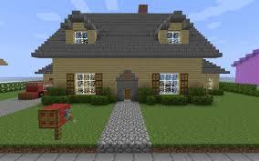 Minecraft House Designs Ideashigh Resolution Image