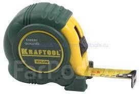 <b>Рулетка Kraftool Nylon</b>, 3м - Инструменты и строительное ...
