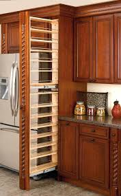 decoration rev a shelf filler pullout organizer with wood adjule shelves tall pantry accessories roll