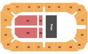 Hobart Arena Tickets In Troy Ohio Hobart Arena Seating