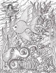 Small Picture Under The Sea Coloring Pages For Adults Coloring Coloring Pages