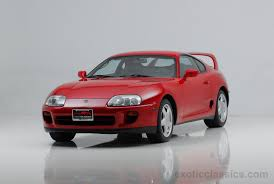 1994 Toyota Supra Twin Turbo For Sale $64,900 - Turbo Tuesday