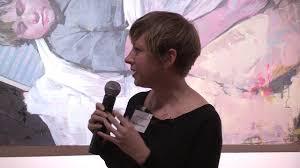 Gallery Talk: Melanie Johnson - YouTube