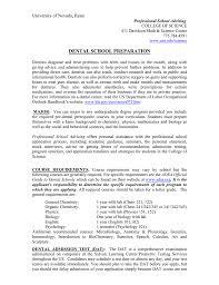 Letter Of Recommendation For A Dentist Dental School