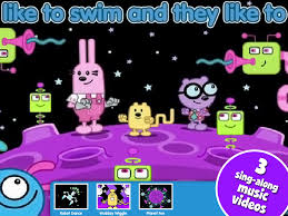 three videoskids can dance along after they read wubbzy s e adventure