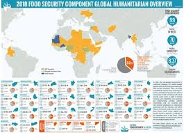 Food Security Component Global Humanitarian Overview 2018
