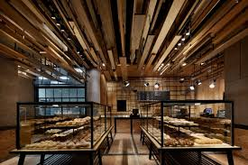 With Wheat Bakery By Golucci International Design Beijing China