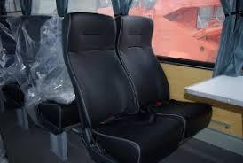 Вахтовый автобус КАМАЗ НЕФАЗ  Салон полноприводного вахтового автобуса