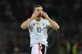 Prior to the tournament, he played in five qualification matches. It Was An Honour To Play With Podolski Footballers Pay Tribute To Germany Attacker Goal Com