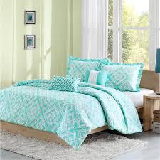 com intelligent design lau 5 piece comforter set full queen teal home kitchen