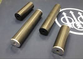 Airgun Silencer Design Custom Carbon Designs Airgun Sound Moderator Silencers
