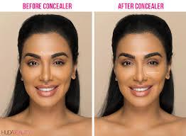 nose contour 1