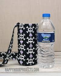 Diy Water Bottle 15 Minute Diy Water Bottle Sling Happy Hour Projects