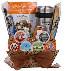 mon grounds decaf k cup coffee lover s gift basket