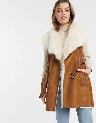 Women's <b>Faux Fur Coats</b> | <b>Faux Fur</b> Jackets & Gilets | ASOS