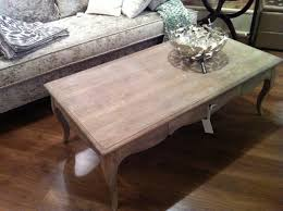 coffee table lincoln metal contemporary distressed wood coffee table