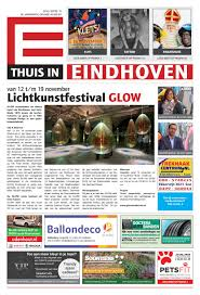 Thuis In Eindhoven Editie Oktober 2016 By Thuis In Woensel
