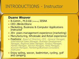 Marketing 160 Principles of Marketing With Duane Weaver. - ppt download