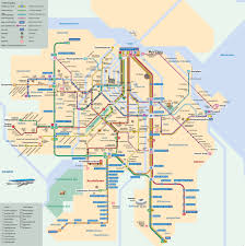 Plan Du Tram Damsterdam