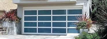 modern glass garage doors contemporary glass garage doors modern wood and glass garage doors