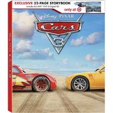 cars 3 movie release date. Beautiful Cars Cars 3 Target Exclusive Digibook Bluray  Dvd Digital Inside 3 Movie Release Date