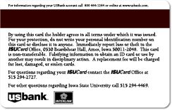 Card Office The Isu Isucard Anatomy Of