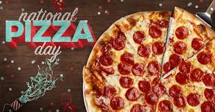 TODAY IS THE DAY: National Pizza Day!... - Johnny's New York Style Pizza |  Facebook