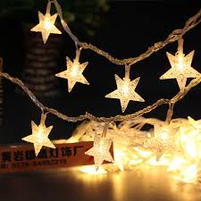 star shaped lighting. 10 Led Battery Powered Star Shaped String Light Fairy Home Hotel Christmas Party Ball Wedding Holiday Event Decoration-in LED From Lights Lighting L
