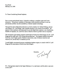 Sample Of A Thank You Letter New Patient Thank You Letter Dental Jidiletter Resume Samples