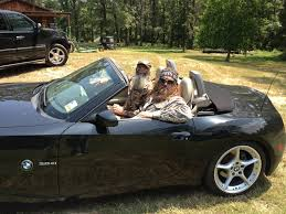 BMW Convertible funny bmw complaint : si robertson wife and kids | Willie RObertson and Si Robertson ...