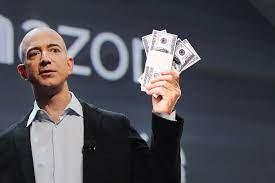 Amazon koronada 24 milyar dolar kazandı: Bezos'un serveti 138 milyar dolara  çıktı