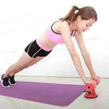 Dụng cụ tập cơ bụng đa năng - tập cơ bụng, tập gym yoga tại nhà