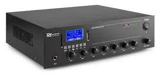 PPA30 100V Mixer-Amplifier 30W - Tronios.com