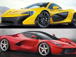 mclaren p1 vs laferrari. mclaren p1 vs laferrari k