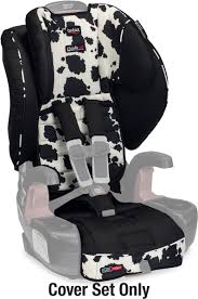 britax frontier tight booster car seat cover set cowmooflage