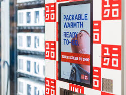 Insurance Vending Machine Airport Inspiration Uniqlo Adds Vending Machines In Some Airports Business Insider